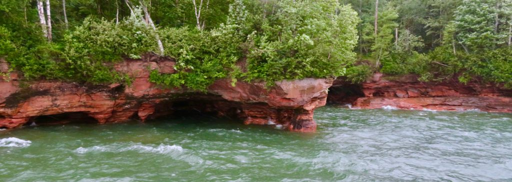Apostle Island Caves